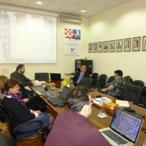 Steering Committee meeting - Zagreb