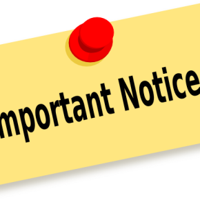 OFFICIAL POSTPONEMENT OF THE RAWC CONFERENCE